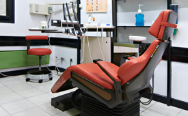 medical examination table and chair vinyl repair service