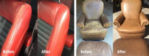 Fibrenew Leather Restoration Franchise