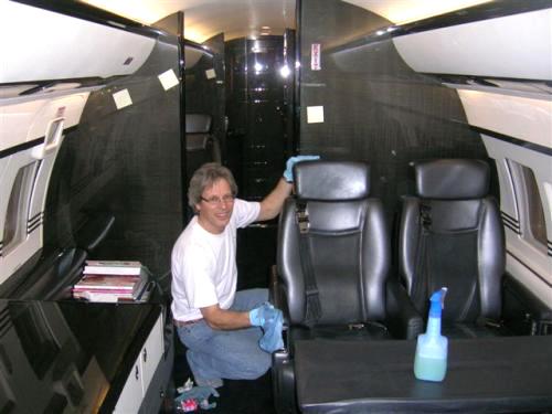 Private jet maintenance programs