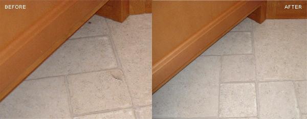Vinyl Floor Repair