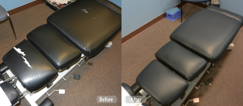 Medical Table Refurbishment
