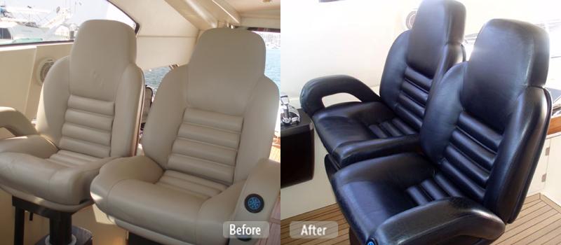 Marine Market Boat Upholstery And Seat Repair Marine