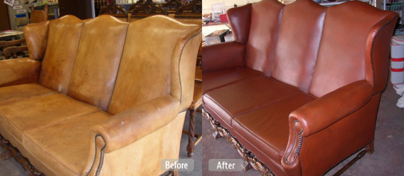 Residential Market - Leather Furniture and Couch Repair ...
